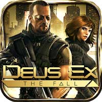 Deus Ex The Fall - v0.0.37 - APK + OBB - Mod Money - [No CH Play]