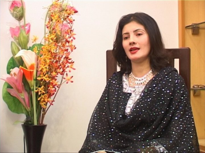 Nazia Iqbal beautiful Pashto singer