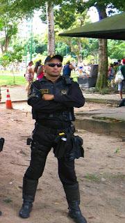 Guarda Municipal (PA) de Belém assassinado em Ananindeua é sepultado