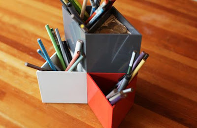 Creative Desk Organizers and Cool Desk Organizer Designs (20) 9
