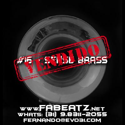 #16 - Sense Brass [98 BPM] VENDIDO | (31) 98311-2055 | fernando@evo31.com