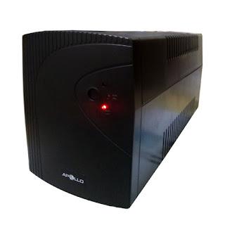 Bộ lưu điện máy tính Apollo  AP2120,  1200VA  - 750W