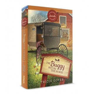 The Buggy Before the Horse Book 3 Sugar Creek Amish Mystery series
