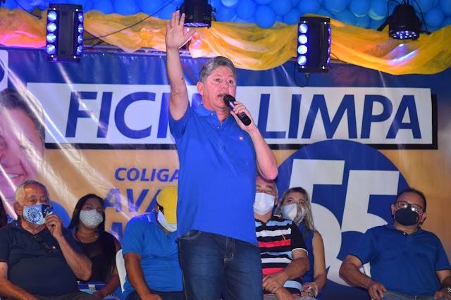 Tulio prefeito e Pintinho vice é a chapa puro-sangue do PSD em Macau