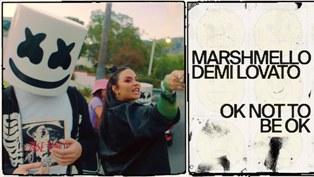 OK Not To Be OK Lyrics - Marshmello & Demi Lovato