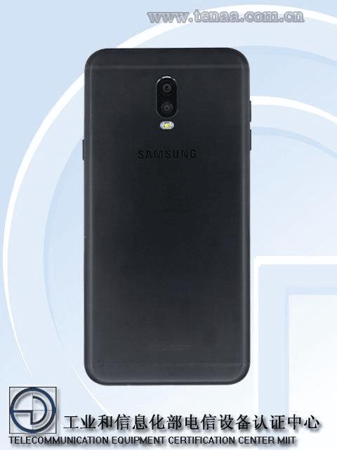 galaxy c7 dengan dual camera dan fingerprint di bagian home