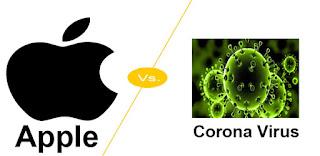apple vs corona virus