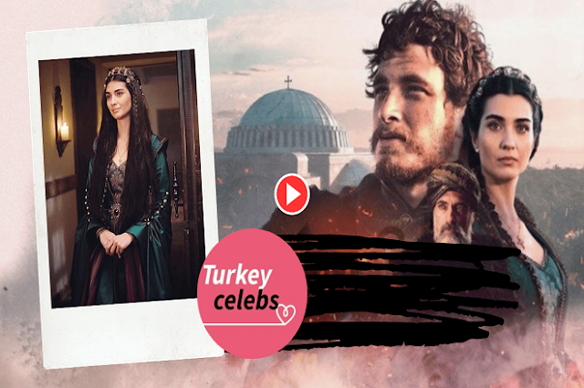 Tuba büyüküstün rise of empires: ottoman netflix new series.