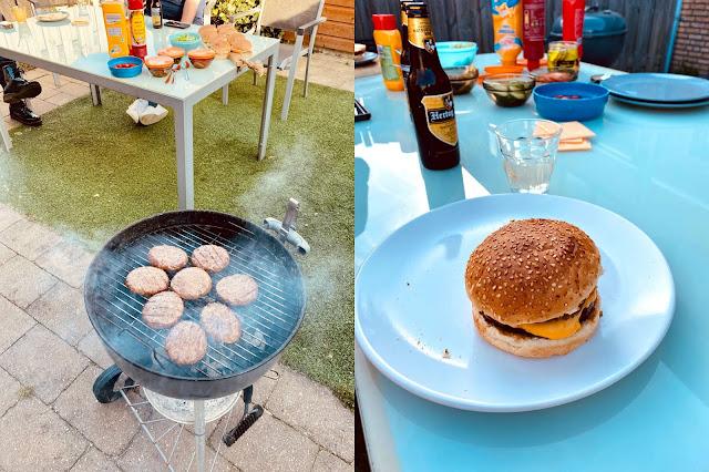 BBQ Hamburgeravond