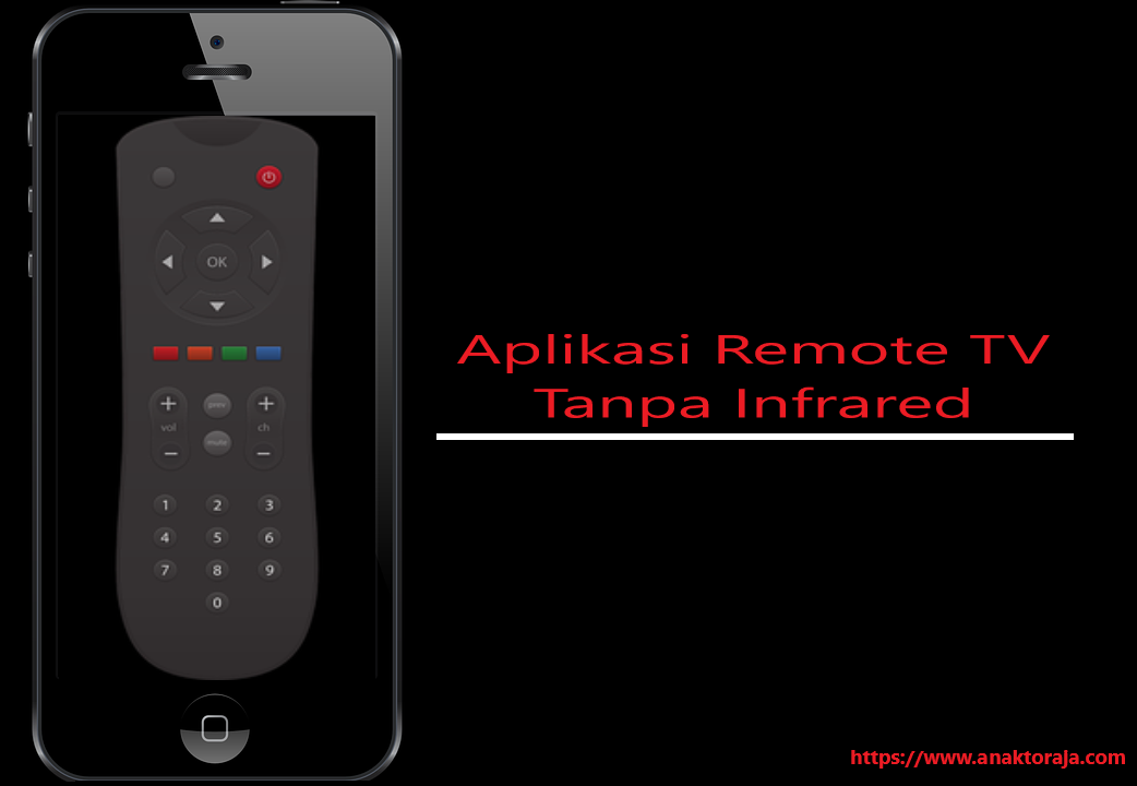 Aplikasi Remote TV Tanpa Infrared (Tabung/LCD/LED) Work 100%