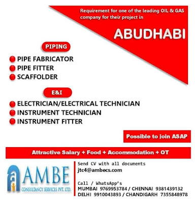 Abu Dhabi Oil and Gas Project