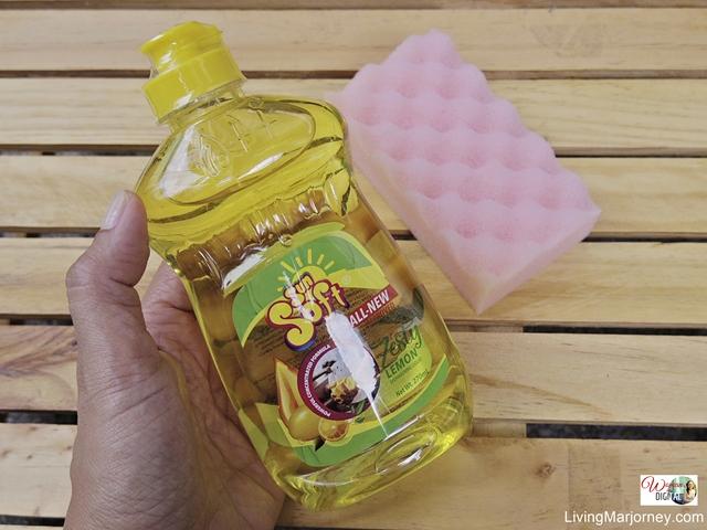 Sun Soft Dish Washing Soap
