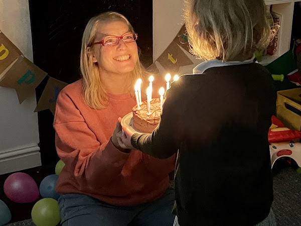 My 39th Birthday - What I Did