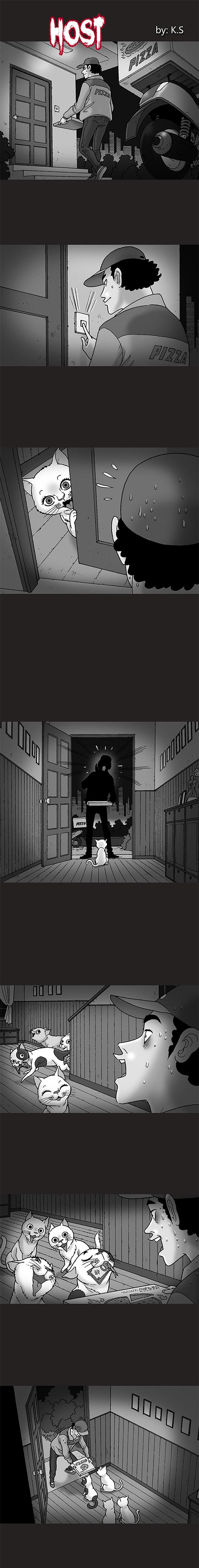 """Silent Horror chap 171: Host - """"Người"""" chủ nhà"""
