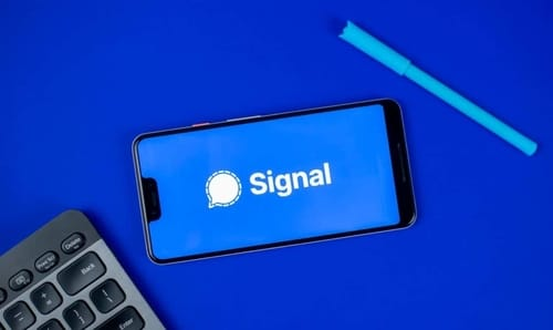 Signal supports encrypted group video calls