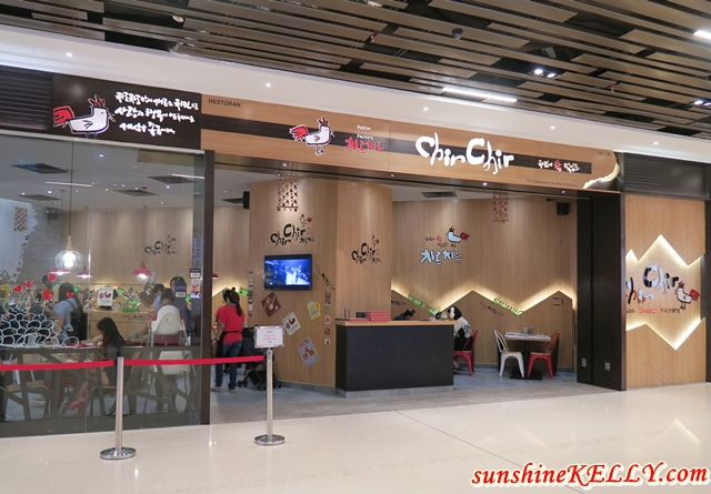 Chimaek Dining Experience @ Chir Chir Fusion Chicken Factory, Pavilion KL