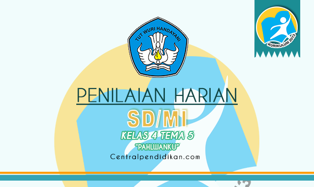 Contoh Soal PH Kelas 4 SD/MI Tema 5
