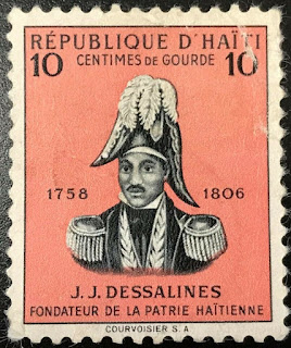 Haiti 1957 Jean-Jacques Dessalines