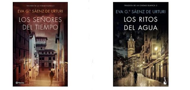trilogia Ciudad Blanca libros misterio