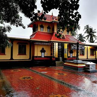 vadakkanthara temple
