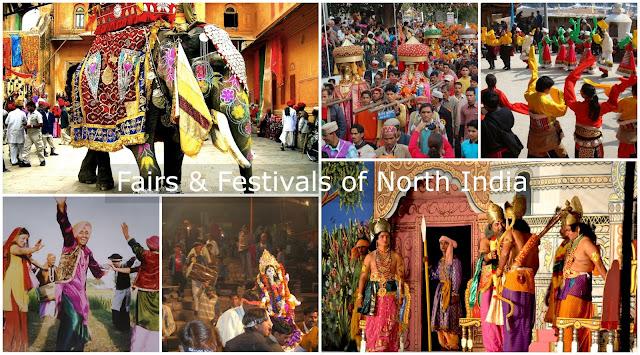 Fairs & Festivals of North India