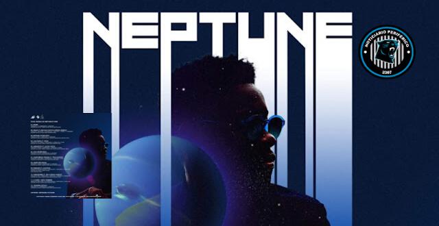 "O rapper angolano Min1 lança o álbum ""Neptune"""