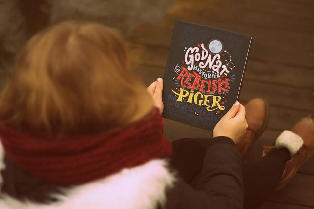 Godnathistorier for rebelske piger af Francesca Cavallo og Elena Favilli