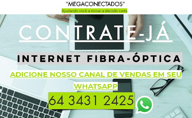 Planos de internet em Itumbiara