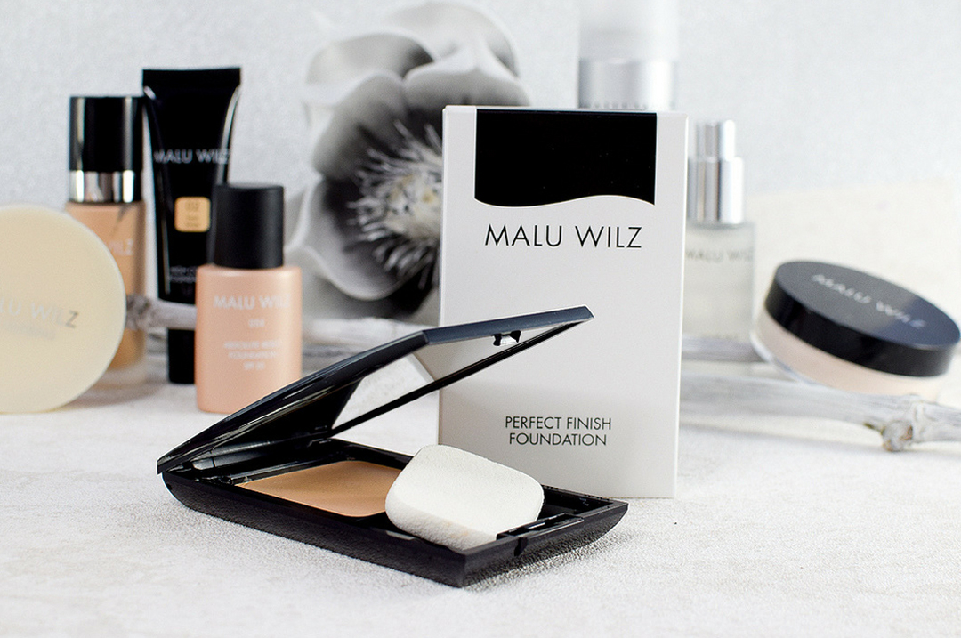 Malu Wilz Perfect Finish Foundation, Test