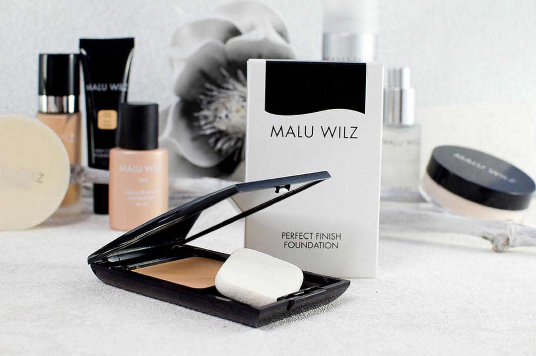 Malu Wilz Perfect Finish Foundation, Test