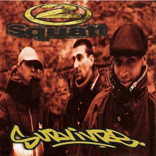 2 Squatt - Survivre (1997) 192kbps