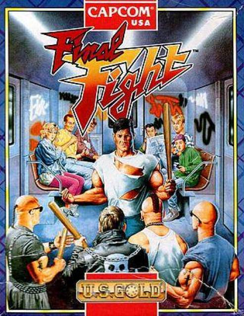 FINAL FIGHT Cover Photo