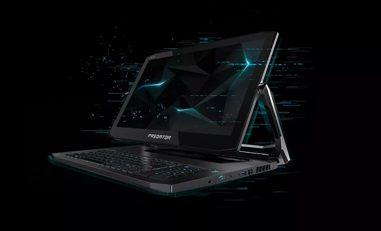 CES 2019: Acer Unleashes Triton 900 Convertible Gaming Laptop