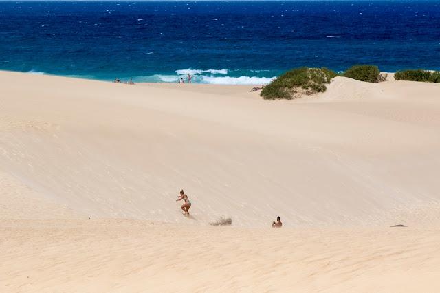 Dune di Corralejo-Fuerteventura