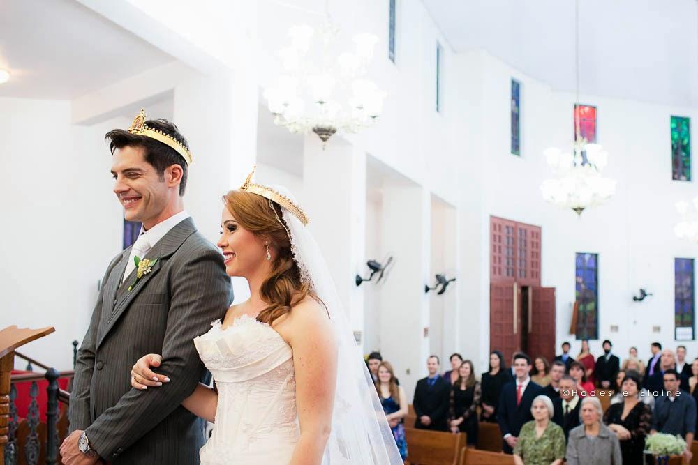 cerimônia - noivos - coroas