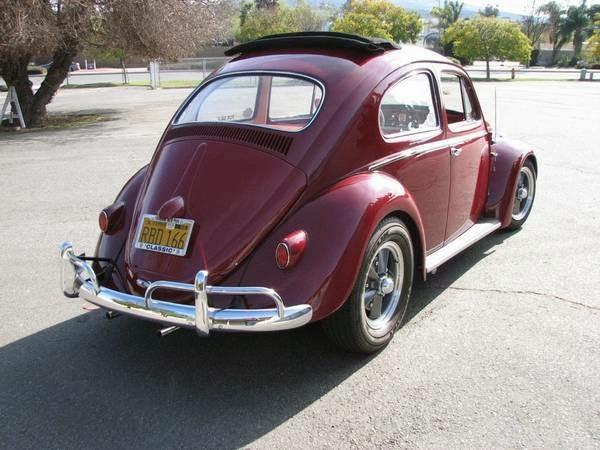 1959 Vw Ragtop Bug For Sale Buy Classic Volks