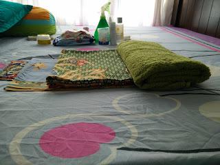 Pengalaman Merawat Selsema Bayi Baru Lahir
