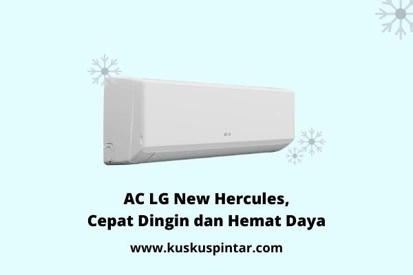 AC LG New Hercules