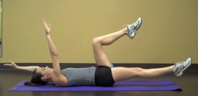 Latihan Untuk Memperbaiki Postur Tubuh dan Mengurangi Sakit Pinggang