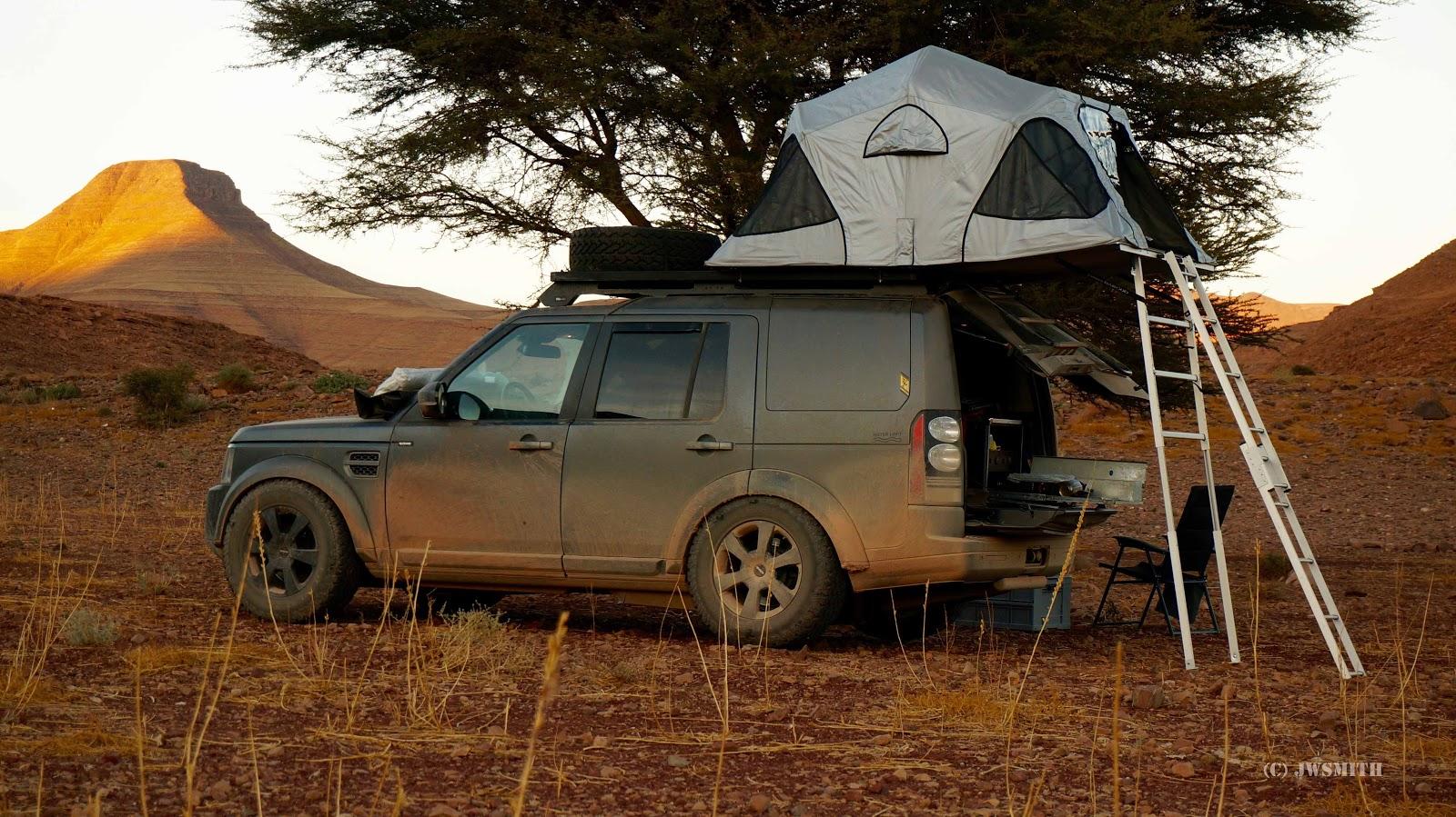 Nokian Hakkapeliitta R2 >> OVERLAND-4X4.DE: Offroad Umbau Land Rover Discovery Teil 2