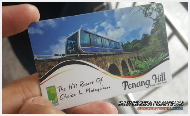 Bukit Bendera, Pulau Pinang
