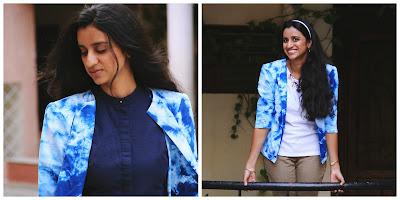 AVATAR 6: The Tie and Dye Blazer image