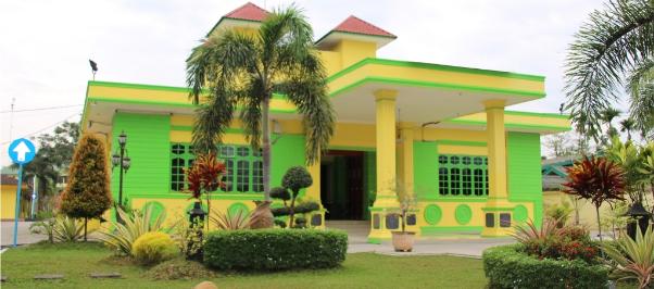 kantor bupati Kabupaten Serdang Begadai