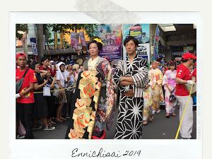 Kemeriahan Festival Little Tokyo Ennichisai 2019