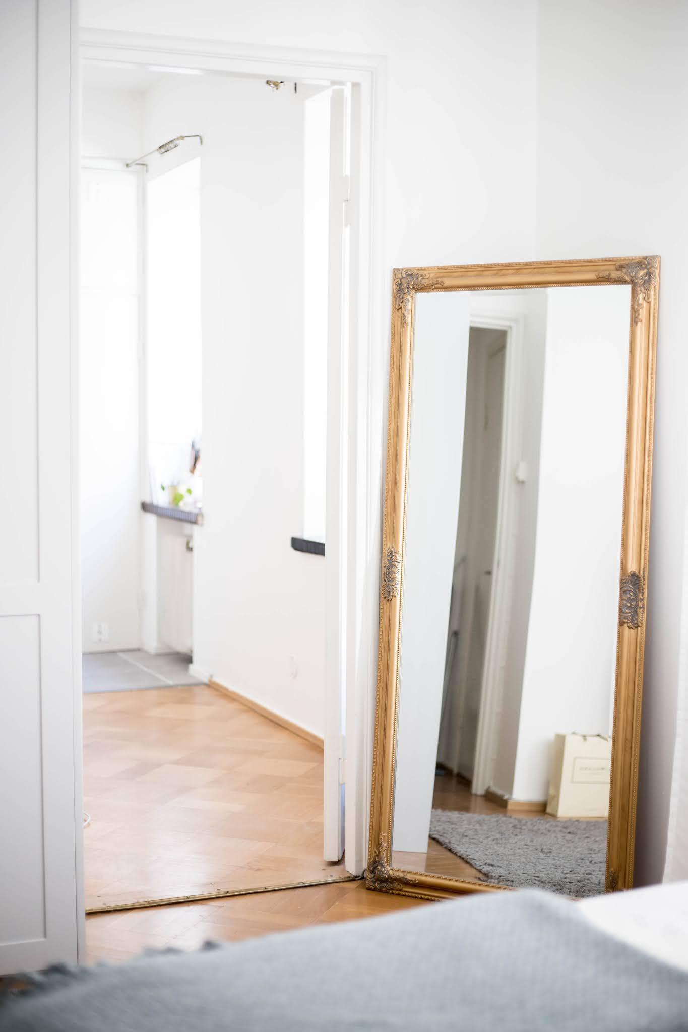 Skandinaavinen sisustus, makuuhuone // Scandinavian interiors, bedroom