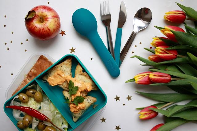 plastic free reduce lunchbox cutlery straw