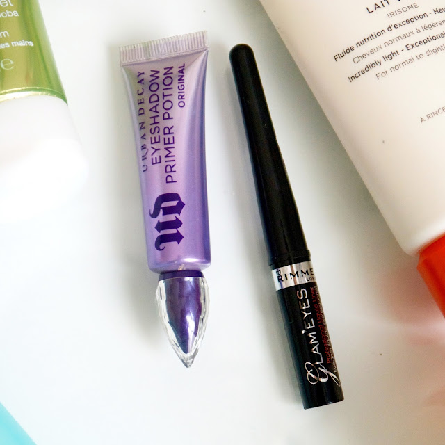 Rimmel Glam´eye Urban decay primer potion