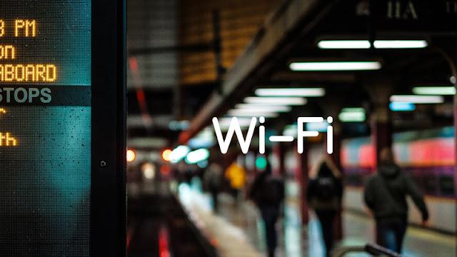 Internet Wi-Fi Grátis no Aeroporto