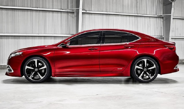 Superb Acura TLX 2016 Photograph Current Collection