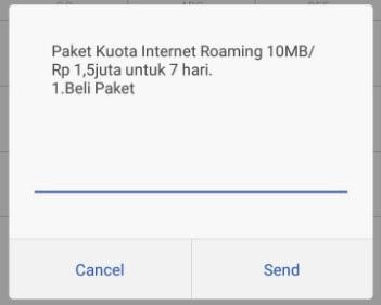 *226*26# Telkomsel